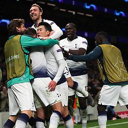 09,04,2019 Champions League Tottenham Hotspur and Manchester City