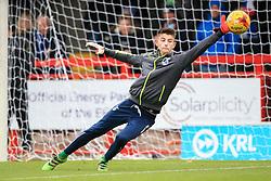 Kieron Hodges of Bristol Rovers - Mandatory by-line: Jason Brown/JMP - 05/11/2016 - FOOTBALL - Checkatrade.com Stadium - Crawley, England - Crawley Town v Bristol Rovers - Emirates FA Cup first round