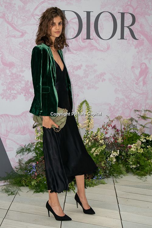 Celebrities arrives at V&A - summer party, on 19 June 2019, London, UK
