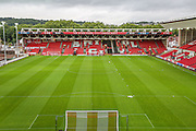 Ashton Gate during the Sky Bet Championship match between Bristol City and Leeds United at Ashton Gate, Bristol, England on 19 August 2015. Photo by Shane Healey.