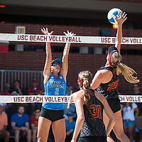 USC Beach Volleyball 2017 | UCLA