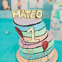 Mateo's 1st Birthday