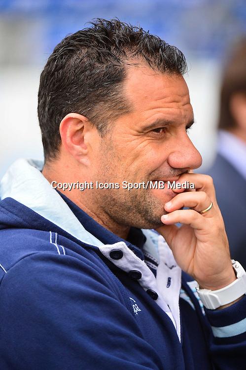 Laurent LABIT  - 11.04.2015 - Racing Metro / Montpellier  - 22eme journee de Top 14 <br />Photo : Dave Winter / Icon Sport