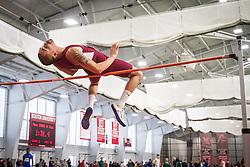 Boston University John Terrier Classic Indoor Track & Field: high jump