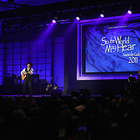 "ST. PAUL, MN - JULY 24:  Garth Brooks performs at the 2011 Starkey Hearing Foundation's 2011 ""So The World May Hear Awards Gala"" in St. Paul, Minnesota on July 24, 2011. (Photo by Adam Bettcher/Getty Images for the Starkey Hearing Foundation) *** Local Caption *** Garth Brooks"