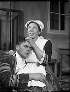Dress rehearsal for new play at Damer Hall <br />