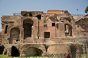 Italy, Rome, ruins of ancient Rome, The Hippodrome