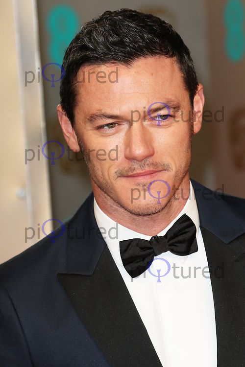 Luke Evans, EE British Academy Film Awards (BAFTAs), Royal Opera House Covent Garden, London UK, 08 February 2015, Photo by Richard Goldschmidt