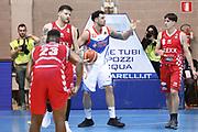 Delusione Burns Christian, RED OCTOBER MIA CANTU' vs THE FLEXX PISTOIA, Campionato Lega Basket Serie A 2017/2018 21^ giornata, PalaDesio Desio 11 marzo 2018 - FOTO Bertani/Ciamillo