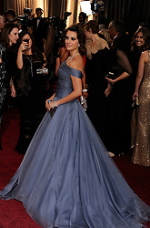 Penelope Cruz at the 84th Annual Academy Awards held  in Hollywood, California, on Sunday, February 26th.  2012. Photo by: i-Images