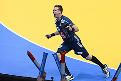 Mahe Kentin during 25th IHF men's world championship 2017 match between France and Slovenia at Accord hotel Arena on january 24 2017 in Paris. France. PHOTO: CHRISTOPHE SAIDI / SIPA / Sportida