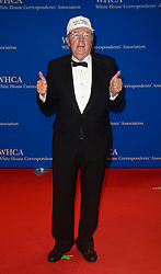 Author James Patterson arrives for the White House Correspondents' Association (WHCA) dinner in Washington, D.C., on Saturday, April 29, 2017 (Photo by Riccardo Savi)  *** Please Use Credit from Credit Field ***