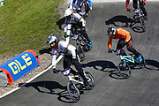 BMX Qualification, Andre Sylvain (France) during the Cycling European Championships Glasgow 2018, at Glasgow BMX Centre, in Glasgow, Great Britain, Day 9, on August 10, 2018 - Photo luca Bettini / BettiniPhoto / ProSportsImages / DPPI<br /> - Restriction / Netherlands out, Belgium out, Spain out, Italy out -