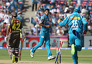 IPL Match 22 Pune Warriors India v Sunrisers Hyderabad