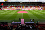 Sheffield United Bramall Lane ground before the EFL Sky Bet Championship match between Sheffield Utd and Derby County at Bramall Lane, Sheffield, England on 26 August 2017. Photo by Ian Lyall.