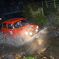 Car 62 Rachel Vestey Owen Turner Austin Mini