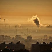 Cappa di smog a Torino 10/12/2015