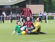 - Hilltown Hotspur (green) v DUMS (red and black)  - Sean Kelly Memorial Cup Final at University Grounds, Riverside - Dundee Saturday Morning FA<br /> <br />  - &copy; David Young - www.davidyoungphoto.co.uk - email: davidyoungphoto@gmail.com