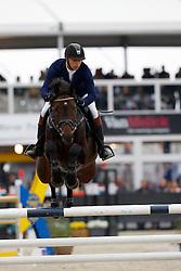 Ellermann Hanno, EST, Wilander<br /> FEI World Breeding Jumping Championships for Young horses - Lanaken 2016<br /> © Hippo Foto - Dirk Caremans<br /> 18/09/16