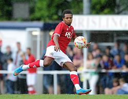 Korey Smith of Bristol City - Photo mandatory by-line: Dougie Allward/JMP - Mobile: 07966 386802 - 05/07/2015 - SPORT - Football - Bristol - Brislington Stadium - Pre-Season Friendly