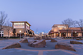 Photography of The Plaza Area at the Mall in Columbia