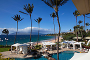 Four Seasons Resort, Wailea Beach, Maui, Hawaii