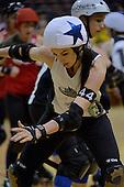 20140510 Roller Derby Triple header - Richter City v Pirate City v Paradise City