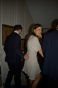 LORD FREDDIE WINDSOR AND SOPHIE WINKLEMAN. Book launch for 'In search of the English Eccentric' by Henry Hemming. 50 Albermarle St. London. W1S 4BD *** Local Caption *** -DO NOT ARCHIVE-© Copyright Photograph by Dafydd Jones. 248 Clapham Rd. London SW9 0PZ. Tel 0207 820 0771. www.dafjones.com.