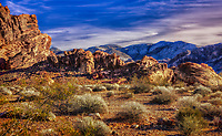 Valley of Fire State Park, Moapa Valley, Nevada USA