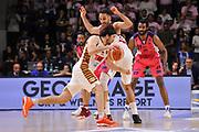 Ariel Filloy - Jamelle Hagins<br /> Banco di Sardegna Dinamo Sassari - Umana Reyer Venezia<br /> LegaBasket Serie A LBA Poste Mobile 2016/2017<br /> Sassari 03/05/2017<br /> Foto Ciamillo-Castoria