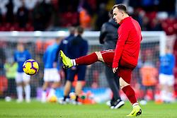 Xherdan Shaqiri of Liverpool - Mandatory by-line: Robbie Stephenson/JMP - 02/12/2018 - FOOTBALL - Anfield - Liverpool, England - Liverpool v Everton - Premier League