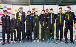 Presentation of Slovenian young national team, on January 20, 2018 in Kranj, Kranj, Slovenia. Photo by Ziga Zupan / Sportida