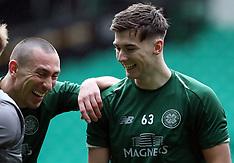 Celtic Training - Celtic Park - 20 Feb 2019