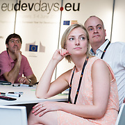04 June 2015 - Belgium - Brussels - European Development Days - EDD - Food - FOODSECURE - The future of global food and nutrition security © European Union