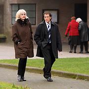 NLD/Leusden/20080213 - Uitvaart Benny Neijman, Saskia en Serge