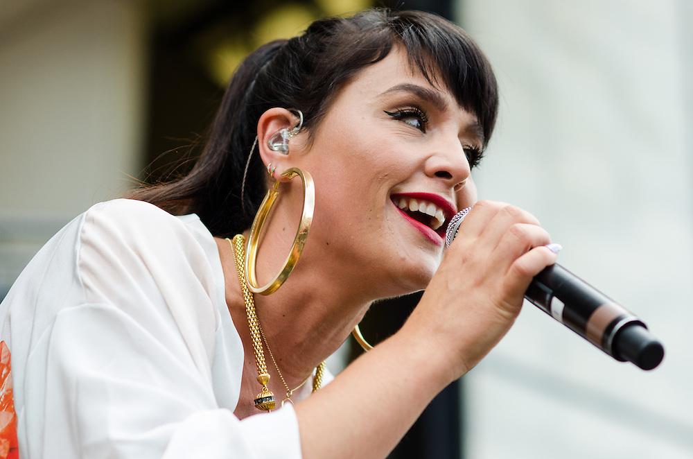 Jessie Ware at Lollapalooza