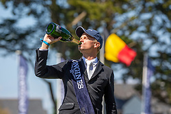 Guery Jerome, (BEL) winner of the Grand Prix Longines - Ville de La Baule<br /> La Baule 2016<br /> © Hippo Foto - Dirk Caremans<br /> 15/05/16