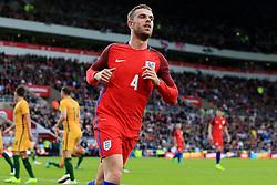 Jordan Henderson of England  - Mandatory by-line: Matt McNulty/JMP - 27/05/2016 - FOOTBALL - Stadium of Light - Sunderland, United Kingdom - England v Australia - International Friendly