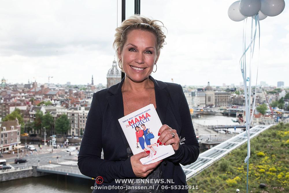 NLD/Amsterdam/20140514 - Mom's moment 2014 , Tanja Jess