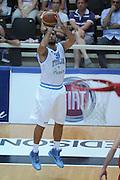 TRENTO TRENTINO BASKET CUP - 07082013 - ITALIA GEOGIA<br /> NELLA FOTO : PIETRO ARADORI<br /> FOTO CIAMILLO