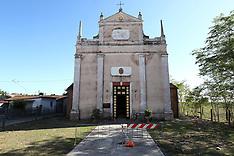 20170812 CHIESA DI MASSENZATICA INAGIBILE PER MALTEMPO