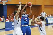 DESCRIZIONE : Gorizia Nova Gorica U20 European Championship Men Campionato Europeo<br /> GIOCATORE : Pietro Aradori<br /> SQUADRA : Italy Italia<br /> EVENTO : Gorizia Nova Gorica U20 European Championship Men Campionato Europeo<br /> GARA : Italia Italy Latvia Lettonia <br /> DATA : 08/07/2007<br /> CATEGORIA : Tiro<br /> SPORT : Pallacanestro <br /> AUTORE : Agenzia Ciamillo-Castoria/S.Silvestri<br /> Galleria : Fip Nazionali 2007<br /> Fotonotizia : Gorizia Nova Gorica U20 European Championship Men Campionato Europeo<br /> Predefinita : si