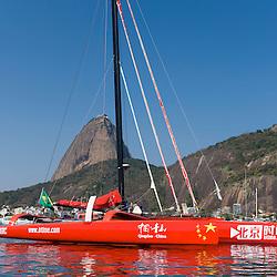 Brazil Rio de Janeiro 17. August 2016 Marina di Gloria, Rio 2016 Olympic Games, <br /> Guo Chuan<br /> ©Juerg Kaufmann go4image.com