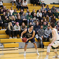 Men's Basketball: St. Norbert College Green Knights vs. Lawrence University Vikings