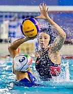 2018 Verona ITA vs HUN Women s FINA Europa Cup