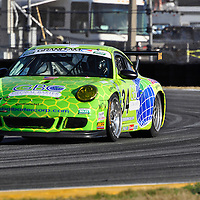 Team Orbit/GMG competing at the Rolex 24 at Daytona 2012