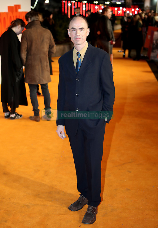 John Hodge arriving at the world premiere of Trainspotting 2 at Cineworld in Edinburgh.