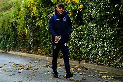 Lucas Tomlinson of Bristol Rovers arrives at Memorial Stadium prior to kick off - Mandatory by-line: Ryan Hiscott/JMP - 10/11/2019 - FOOTBALL - Memorial Stadium - Bristol, England - Bristol Rovers v Bromley - Emirates FA Cup first round