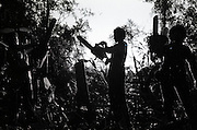 Trabalho escravo - Santana do Araguaia - Pará  .I work slave - Santana of Araguaia - Pará