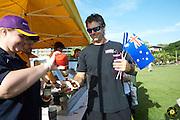 Australia Day Fun Run at the Darwin Waterfront 26 January 2015. Photo Shane Eecen/Creative Light Studios